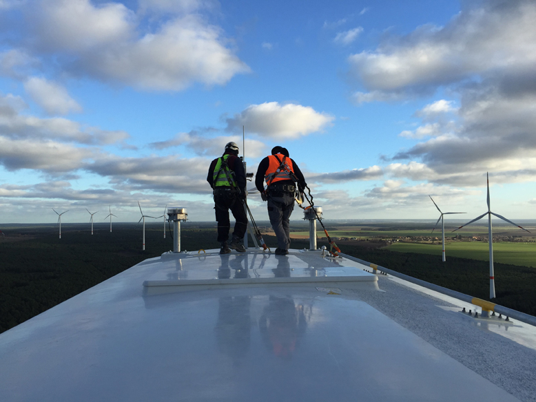 Windpark Schlenzer 3 U ENERGY 1