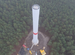 Windpark Schlenzer 3U ENERGY