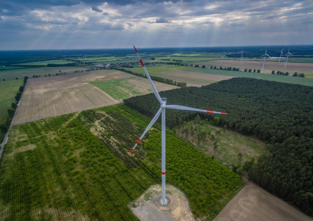 Windpark Luedersdorf 3U ENERGY PE GmbH