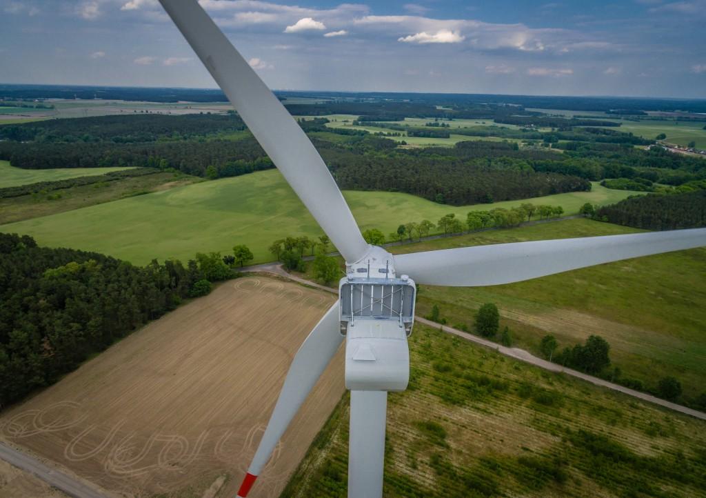 Windpark Luedersdorf Nahaufnahme- 3U-ENERGY-PE-GmbH
